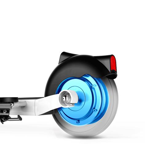 Elektrická koloběžka Airwheel Z5 - elektromotor