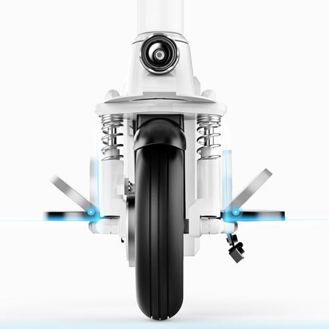Elektrická koloběžka Airwheel Z5 - stupátka