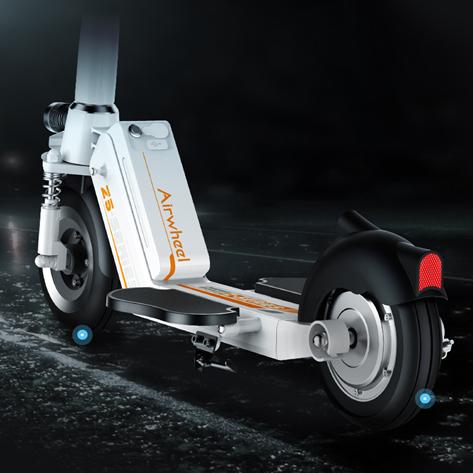 Elektrická koloběžka Airwheel Z5 - pneumatiky