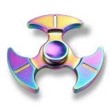 SPINEE Rainbow Axe Fidget Spinner