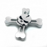 SPINEE Pirate Silver Fidget Spinner