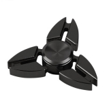 SPINEE Iron Shuriken Black Fidget Spinner