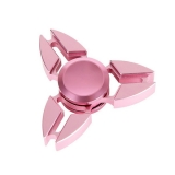 SPINEE Iron Shuriken Pink Fidget Spinner