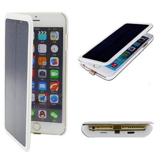 Kryt iPhone 6 se solárním panelem 491198e4d9a
