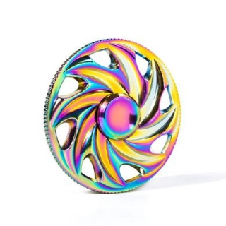 SPINEE Rainbow Galaxy Fidget Spinner