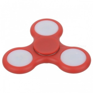 SPINEE Fancy LED Red Fidget Spinner