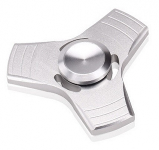 SPINEE Iron Silver Fidget Spinner