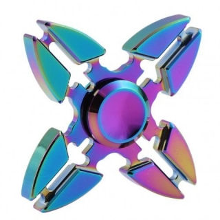 SPINEE Rainbow Crab Fidget Spinner